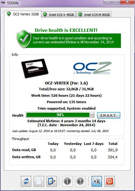 SSD-Life